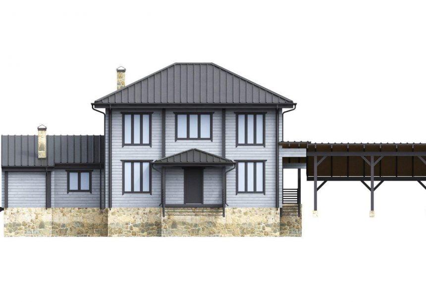 деревянные дома установка цена