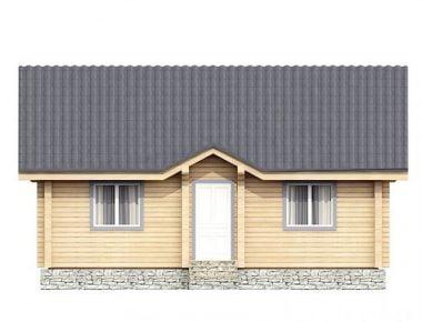 лучшие деревянные дома