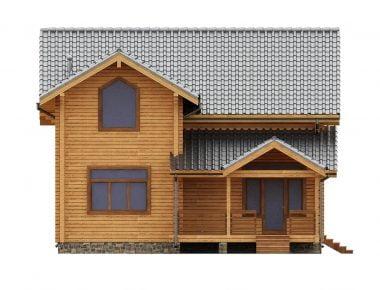 прованс в деревянном доме