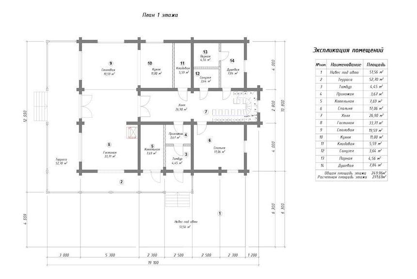 строительство деревянных домов москва