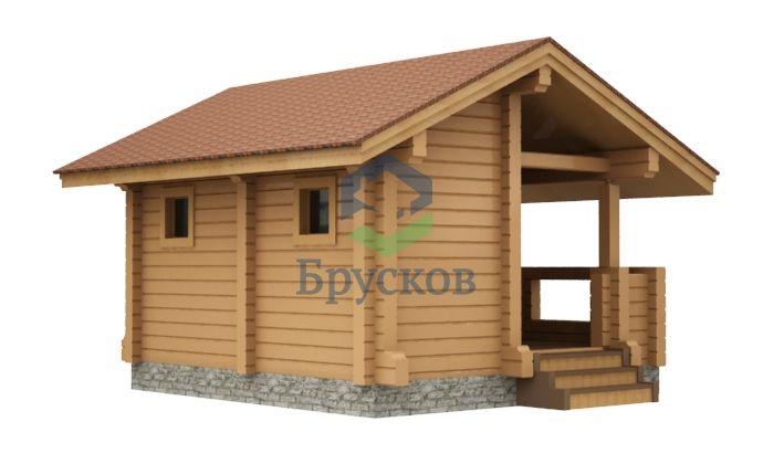 построить баню под ключ цены